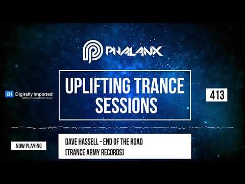 🔴 DJ Phalanx - Uplifting Trance Sessions EP. 413 (DI.FM) | December 2018