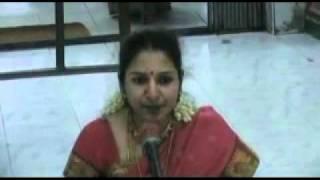 Anurenu Paripoornamaina (Annamayya Keerthana) - TTD Pondicherry - Deepika