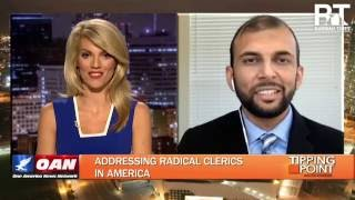 "OAN: Ahmadiyya Muslim spokesperson Qasim Rashid reacts to threat of ""Radical Islam"""