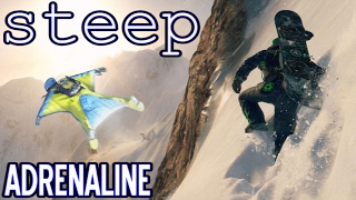 STEEP - ADRENALINE (Machinma)