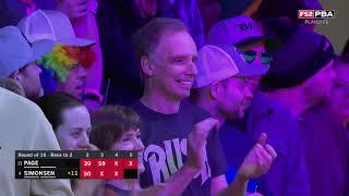 PBA Bowling Playoffs Round of 16 Part 2 04 29 2019 (HD)