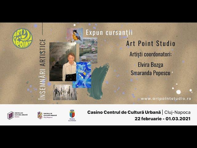 Însemnări artistice - vernisajul expoziției de pictură și desen