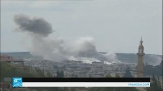 طائرات روسية تقصف مدينة درعا بعد مكاسب للمعارضة السورية