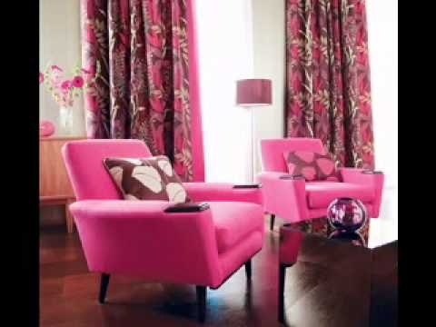 Living room curtains design ideas - YouTube