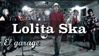 """Lolita Ska - """"Cuentale"""" en El Garage"""