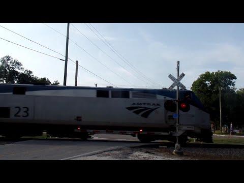 Amtrak Silver Star Shortened Passengers Due To Virus