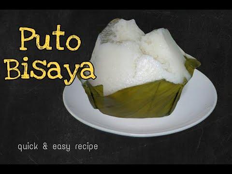 How To Cook Puto na Bigas (Puto Bisaya) thumbnail