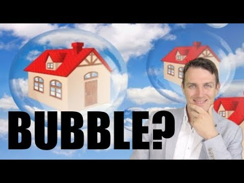ARE REAL ESTATE PRICES IN A BUBBLE?