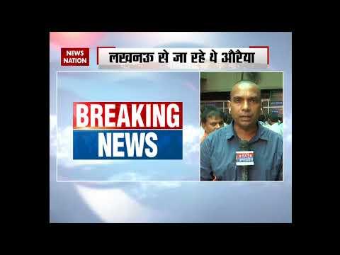 SP president Akhilesh Yadav detained in Unnao