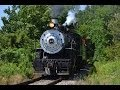 Black River & Western: Summer Steam with #60