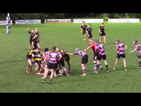 """U16 - Ayr vs Currie """"League"""""""