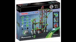 Fischer Technik Dynamic L2 - Kugelbahn - Vorstellung