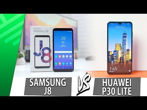 Samsung J8 VS Huawei P30 Lite | Enfrentamiento | Top Pulso