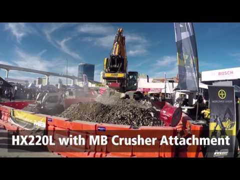 WOC 2016 - Hyundai Construction Equipment Americas