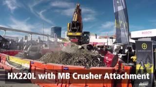 WOC 2016 - Hyundai Construction Equipment Americas