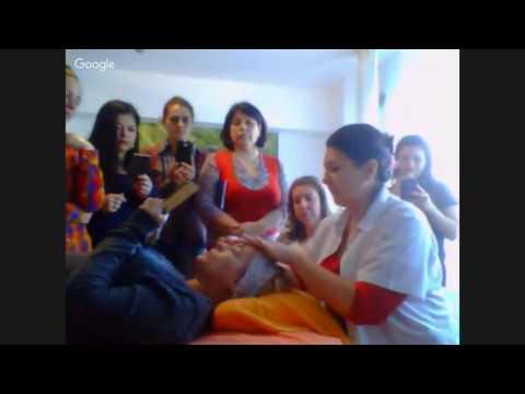 Seminar Derma Stamp Electric Pen Anti Age Intensiv ONmacabim Romania