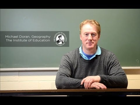 Junior Cert Geography 2016 - advice for students from Michael Doran