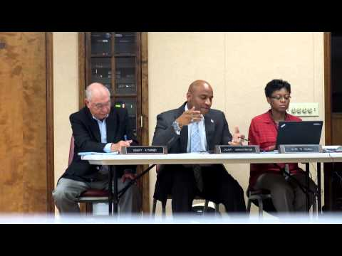 Darlington County Administrator speaks on Parks personnel move