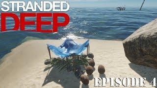 Stranded Deep Ep4: SOLAR STILL! (Gameplay)