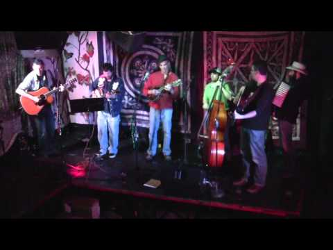 The Bay City Ramblers perform at Milk Bar on April 24, 2011