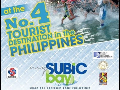 Subic Bay - Luzon's top tourist destination and 4th in Phl