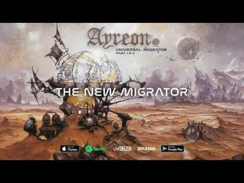 Ayreon - The New Migrator (Universal Migrator Part 1&2) 2000 mp3