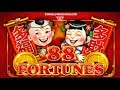 88 Fortunes Jackpot Slot Machine