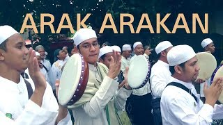 Arak-arakan Haul Habib Abdul Qodir Assegaf (Ayahanda Habib Syech)