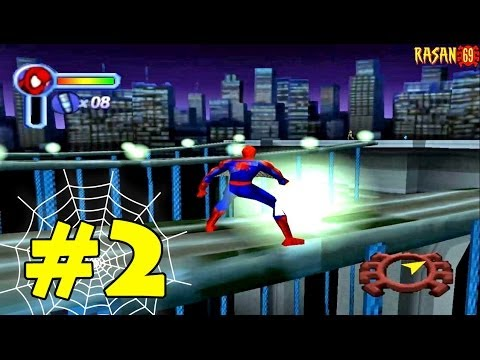 Spider-Man 2: Enter Electro (PS1) walkthrough part 2