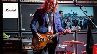 Dan Hawkins | The Darkness | Studio Vintage Playthrough | Marshall