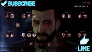 Vampyr Glitch Unlimited XP and All Upgrades Right away PS4 Gameplay HD