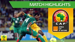 Burkina Faso - Ethiopia   CAN Orange 2013   25.01.2013