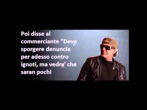 ALIBI   VASCO ROSSI   KARAOKE   BY MORGAN