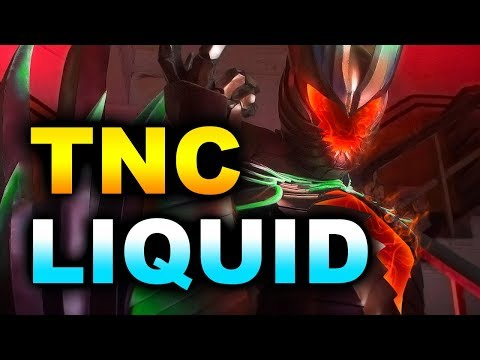 LIQUID vs TNC - GAME OF THE DAY! - CHONGQING MAJOR DOTA 2