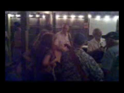 Tuesday night acoustic jam at St. Helena's Foolish Frog
