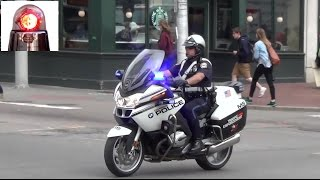 Cambridge Police Traffic Enforcement Unit (BMW R1200 RT-P)