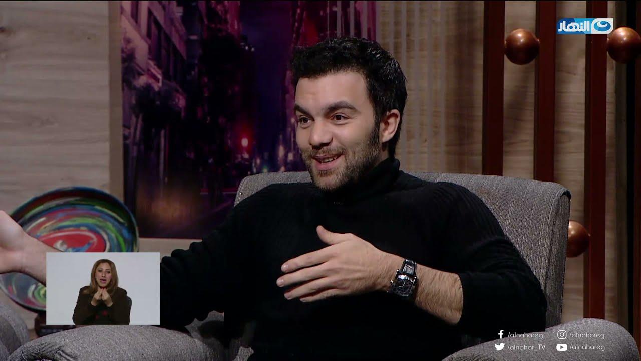 واحد من الناس حلقة الاتنين 21 يناير 2019 مع الفنان شريف رمزي وزوجته الفنانة ريهام أيمن