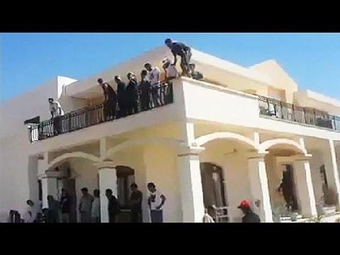 Libia. Ambasciata Usa