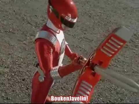 GoGo Sentai Boukenger vs Super Sentai pt 4
