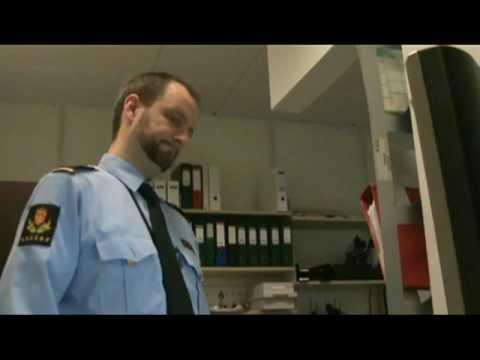 SECRET JAIL VIDEO FROM OSLO ARREST Part Three