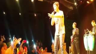 Gonzalo Agostini canta AMAME *SHOW VIP* 11-9-2016 Daniel Agostini
