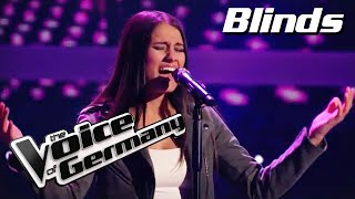 Lady Gaga - Always Remember Us This Way (Janina Beyerlein) | The Voice of Germany | Blind Audition
