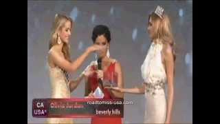 Miss California USA 2013, 1st RU - Olivia Jordan