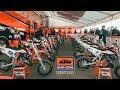 Inside the KTM Junior Supercross - Dirt Bike Magazine