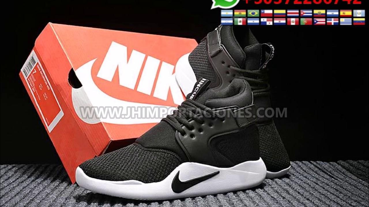 Nike Incursion Mid Kwazi 5 Alta Calidad 1:1 Made in China