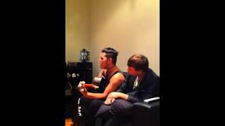 Stan Walker Nathan Brake Singing Halo Beyonce.mp3