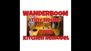 Tiny House Kitchen Tour