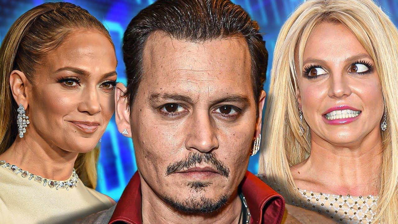 Download ¡El plan de Hollywood para ACABAR con Johnny Depp! J. Lo ROMPE internet y el QUIEBRE de Britney