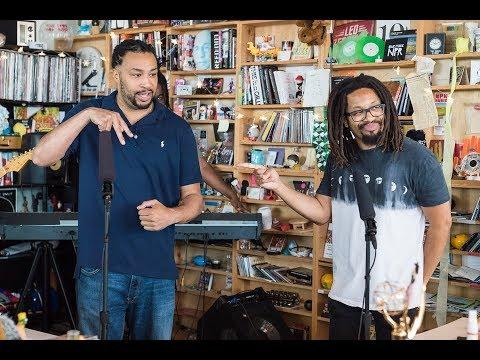 The Perceptionists: NPR Music Tiny Desk Concert