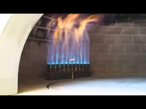 Bruciatore per forno a piani doovi for Bruciatore a pirolisi